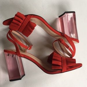 EUC Urban Outfitters heels